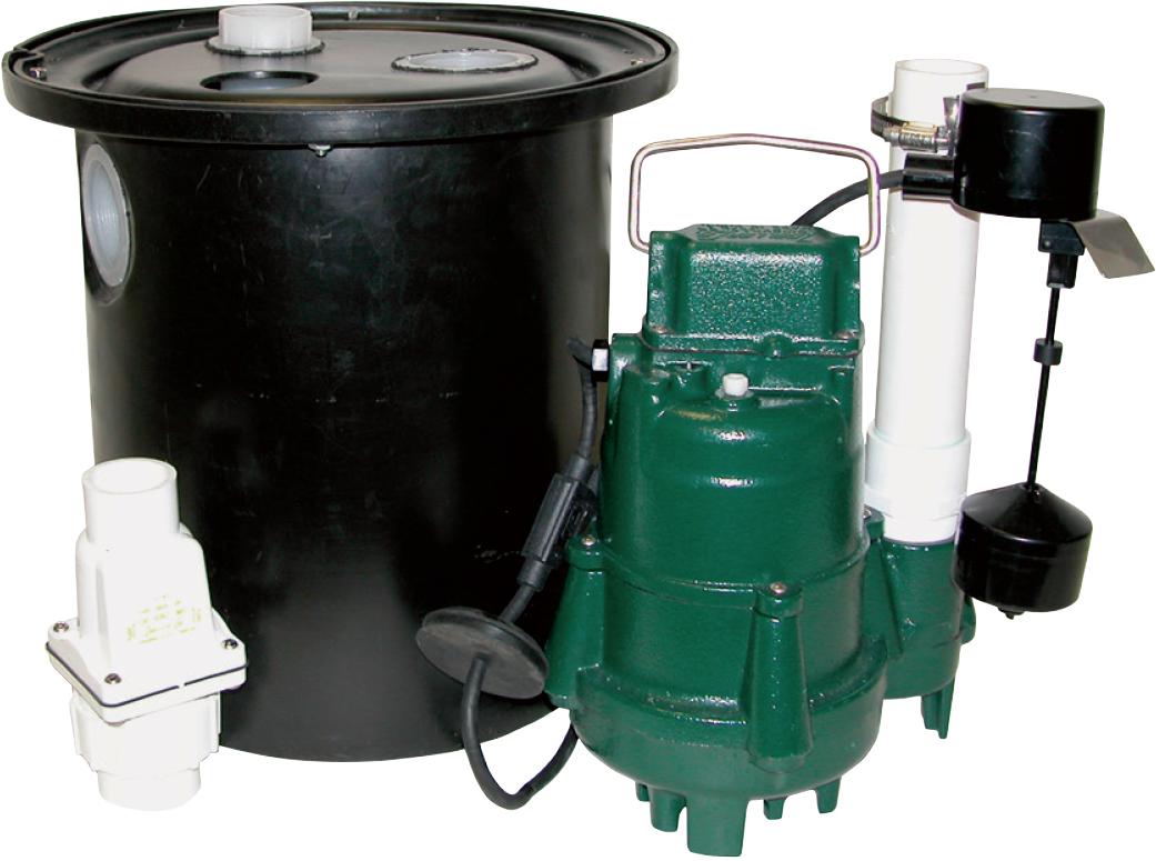 Maskam Water Zoeller Drain Pump Series 105 135
