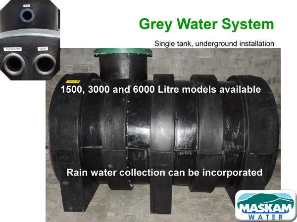 Maskam Water Home Greywater Systems