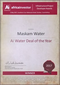 Ai water dealer of the year 2017 2