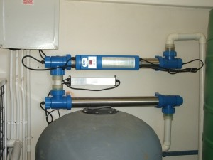 Blue Lagoon Tech + Ioniser installed 1