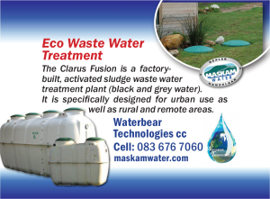 Eco waste water treatment