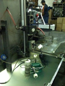 Zoeller Factory Wet testing