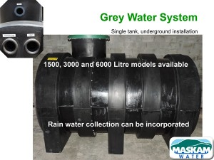 Home Greywater Systems - Models