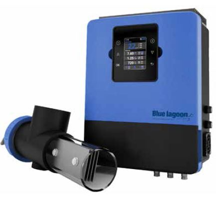 Blue Lagoon Salt Electrolysis System
